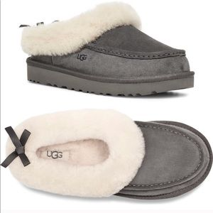 ugg grove genuine shearling slipper Sz 12